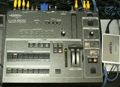 LVS-800 switcher