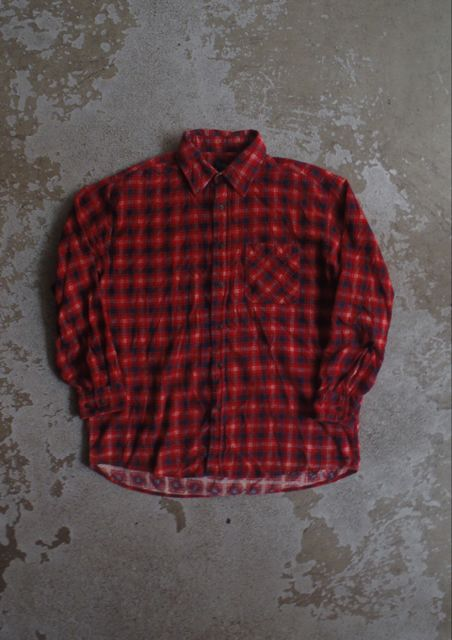 ネルシャツ4