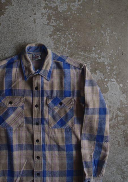 ネルシャツ8