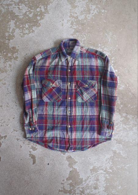 ネルシャツ9