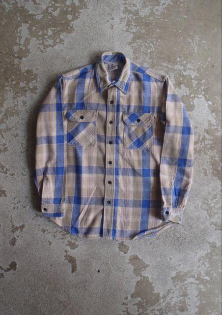 ネルシャツ6