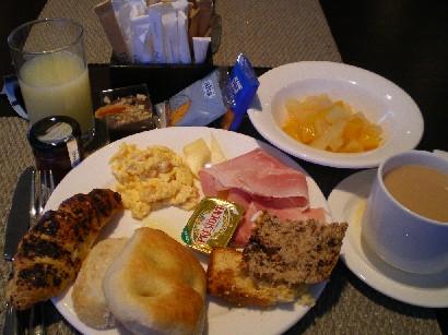 クリスマス朝食2