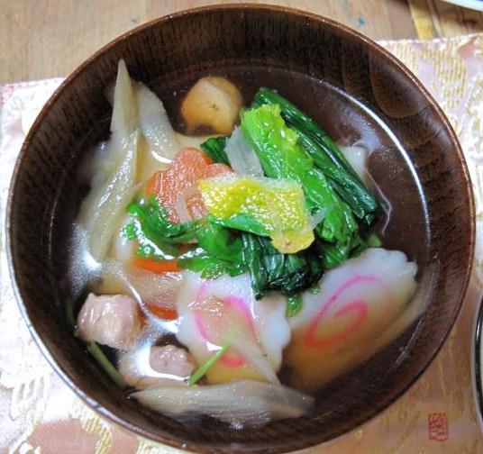 雑煮2011