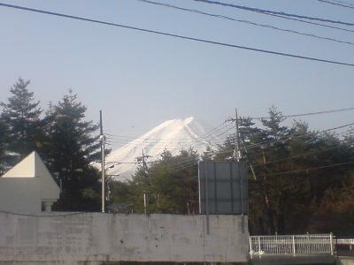 BBQ富士山
