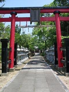 蟻通神社2