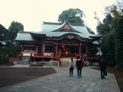 武蔵野八幡宮 (2)
