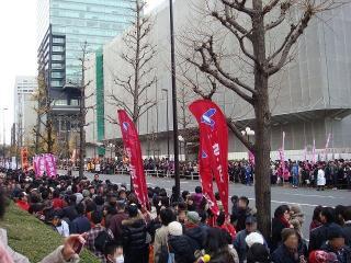 第87回箱根駅伝(復路・大手町) (11)