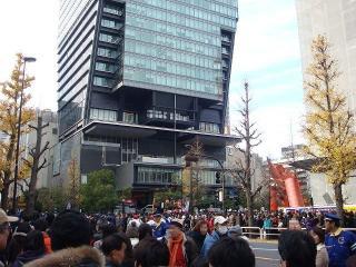 第87回箱根駅伝(復路・大手町) (14)