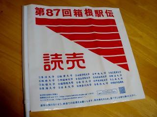 第87回箱根駅伝(復路・大手町) (28)