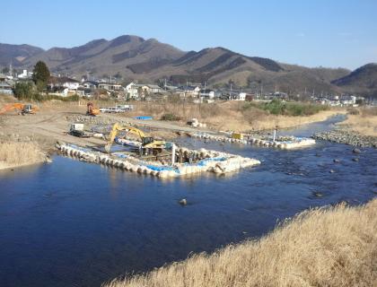 20130211_相川橋水位観測所工事_CA3K0135s