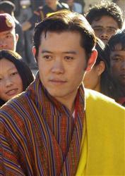 ブータン王様