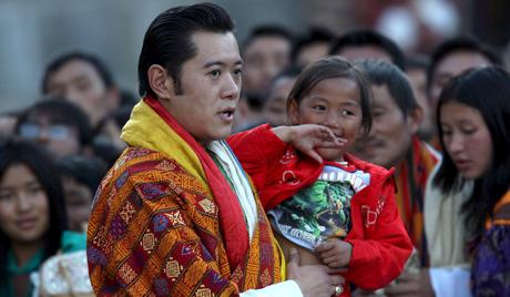 ブータン王様2