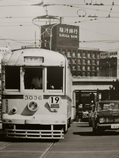 昭和42年の日本橋風景