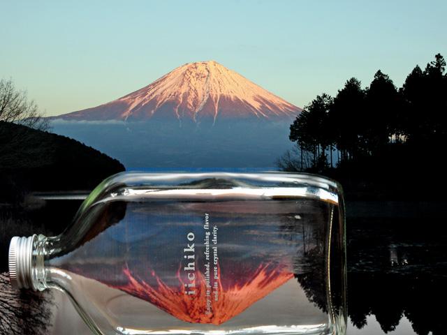 ボトル富士