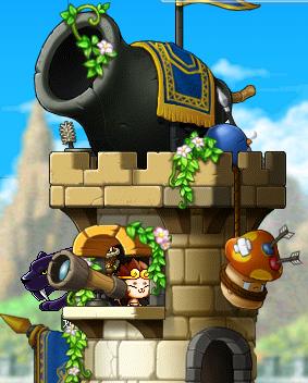 01きのこ城へ!