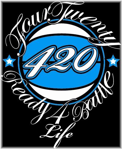 420 Black logo