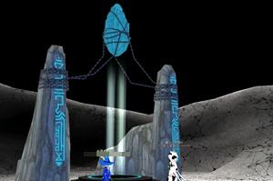 エリンMG お月見 ジャンプ 月面 31