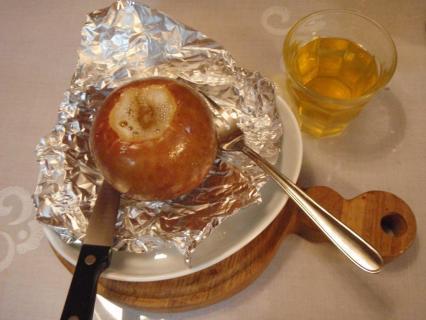 Baked Apple !!