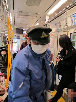 電車EXPLOSION