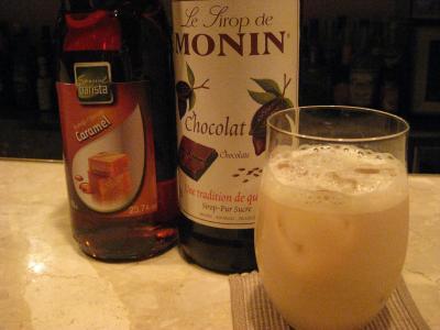 ノンアルコール(チョコキャラメル)