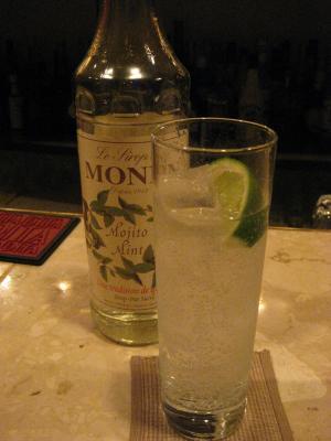 ノンアルコール(モヒート)