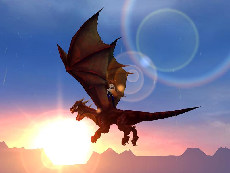 まっかなドラゴン!