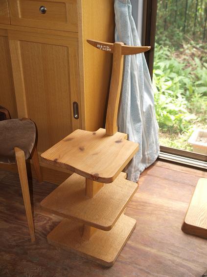 032 三段椅子