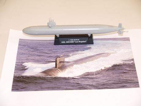002 原子力潜水艦