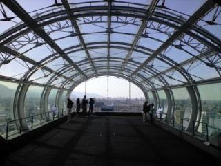 札幌ドーム 展望