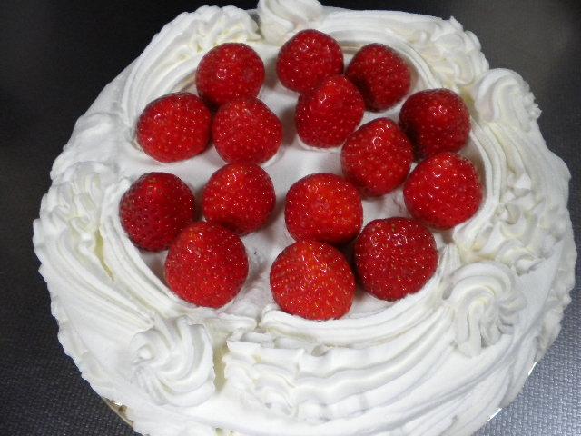 2010初ケーキ