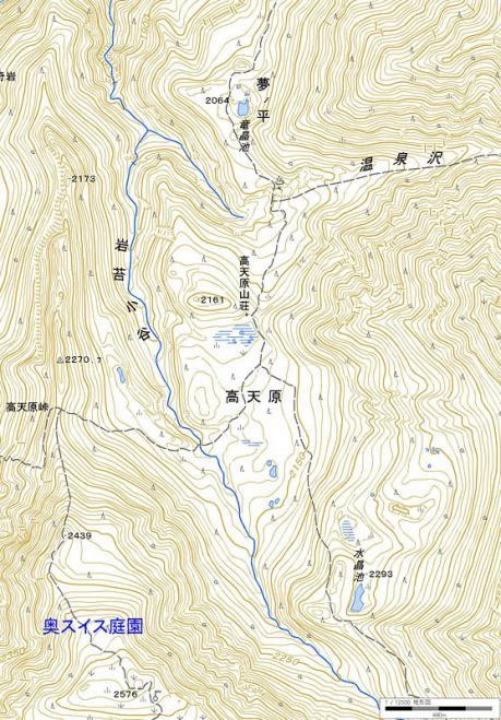 高天原地図