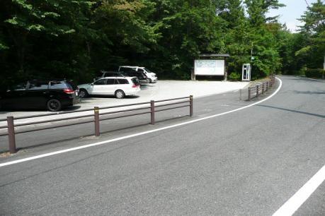 砂川公園駐車場