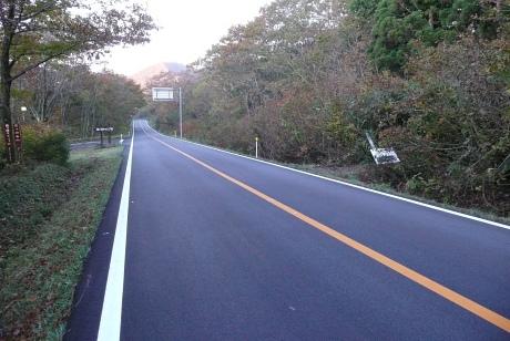 登山道入口までの道のり
