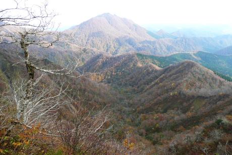 烏谷の眺望