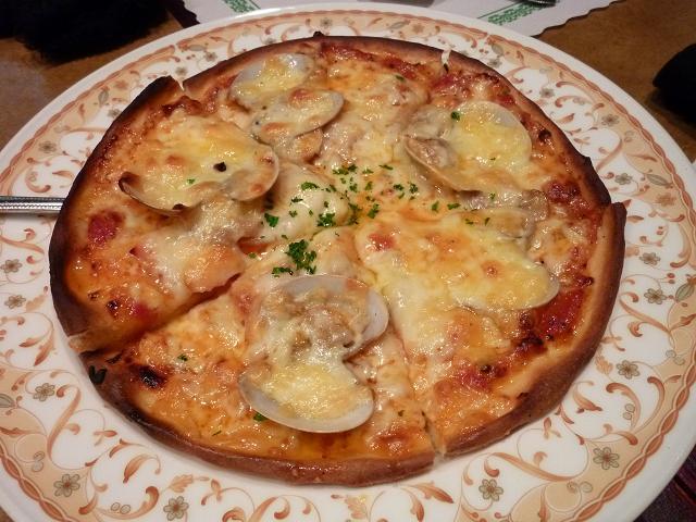 ピノッキオ ピザ2
