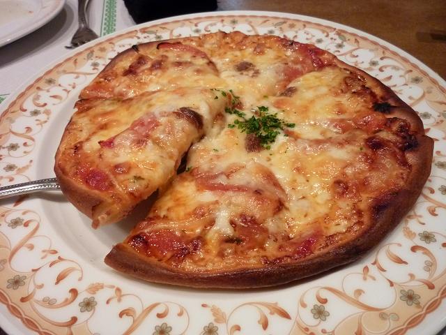 ピノッキオ ピザ1
