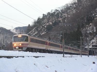 鉄道旅行2011年1月3日 京橋~新疋田~敦賀~南今庄~京橋 002