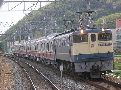 s-鉄道旅行 2011年4月17日 京橋→芦屋→島本→南草津→塚本→新大阪→京橋 015
