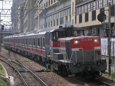 s-鉄道旅行 2011年4月17日 京橋→芦屋→島本→南草津→塚本→新大阪→京橋 008