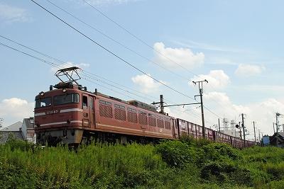 城東貨物線49 001