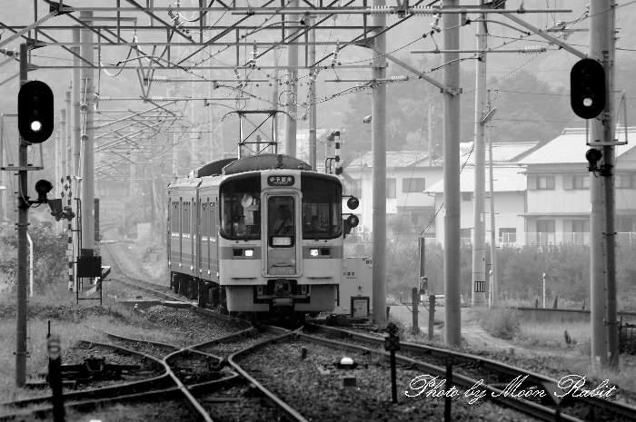 伊予三芳駅 JR四国・予讃線 愛媛県西条市三芳