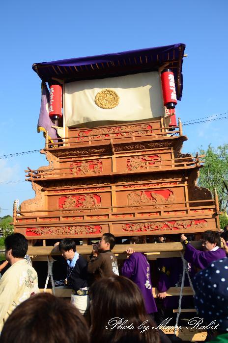 西条祭り2011 御殿前 栄町下組だんじり(榮町下組屋台・楽車) 伊曽乃神社祭礼 2011年10月16日