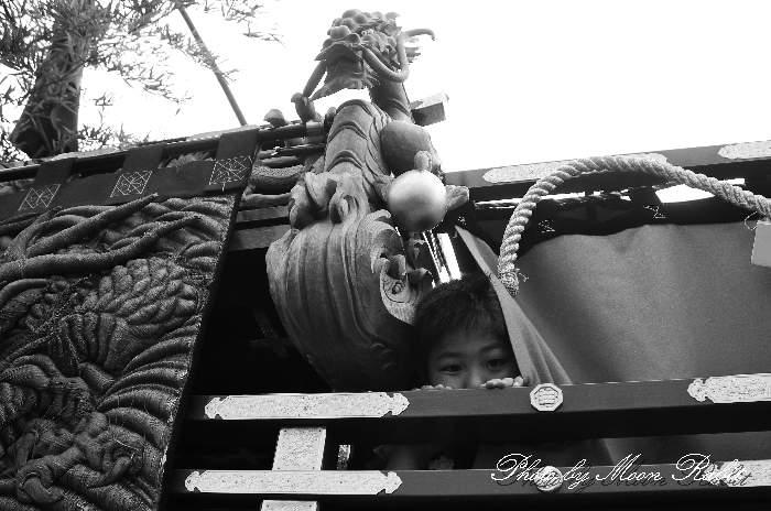 海龍・浜町明神丸(濱町御寄船明神丸) 伊予三島太鼓祭り2011 伊予 ...