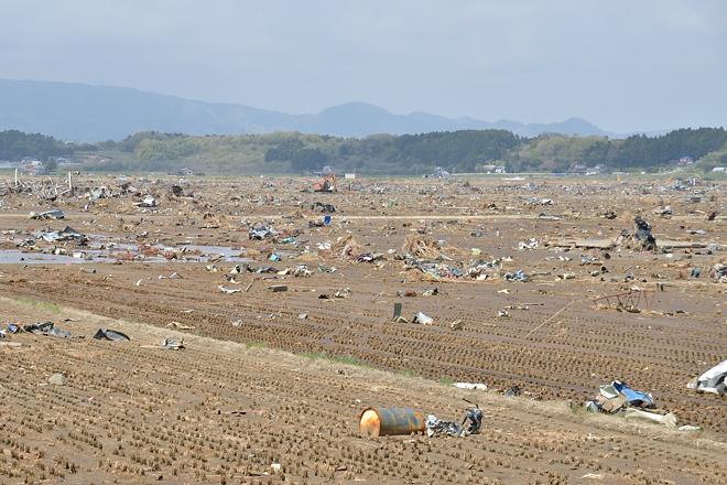 津波と農地1