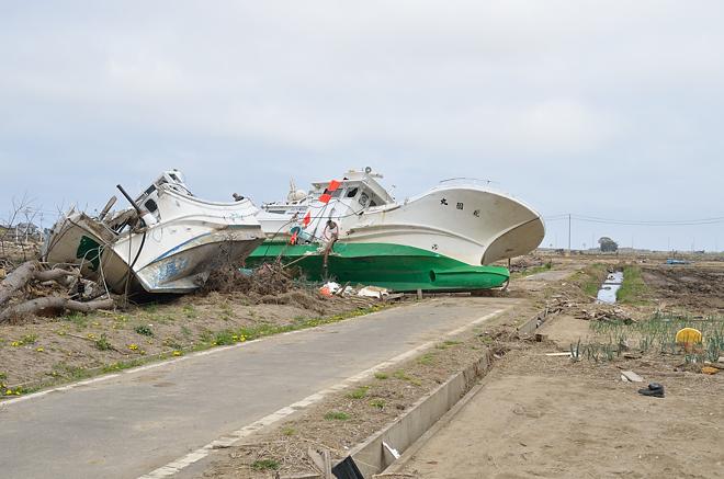 津波と農地3