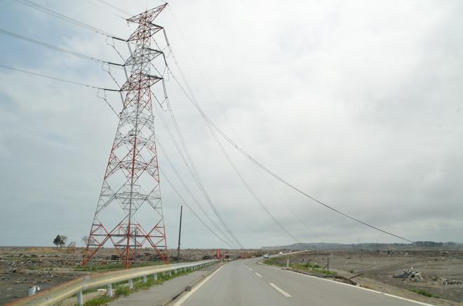 津波と鉄塔1