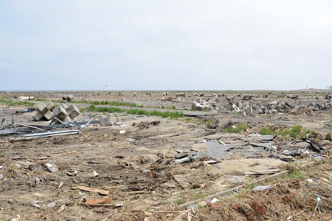 津波と農地5