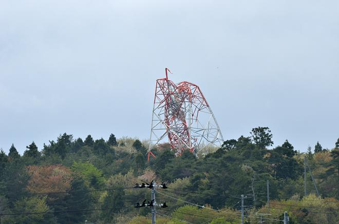 津波と鉄塔2