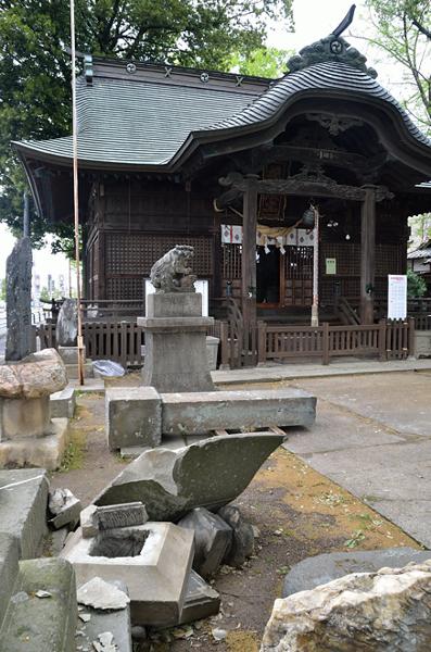 阿邪詞根神社