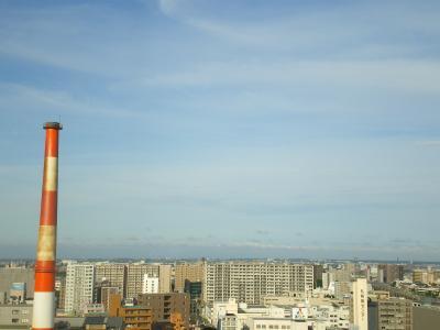 100714札幌駅北口より